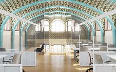La Mercé Pavilion Sant Pau Hospital | Client: Arq. Sergio Godoy