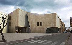Escuela de Música y Danza, Menorca | Jodar Garcia Arquitectos