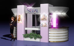 Sedal Stand, Buenos Aires | Client: Action Time S.A.