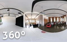 Panoramic image 360º x 180º [VR]
