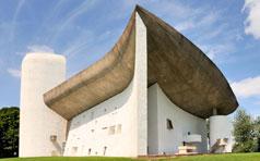 Notre Dame du Haut, Ronchamp - Le Corbusier