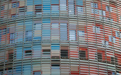 AGBAR Tower (Arch. Jean Nouvel)