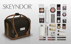 Skeyndor - Make Up | Cliente: Garrofé Brands&Pack