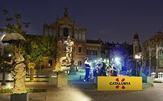 Hospital Sant Pau (Event) | Client: Torrents & Friends