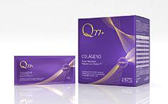 Q77+ Colágeno | Cliente: Garrofé